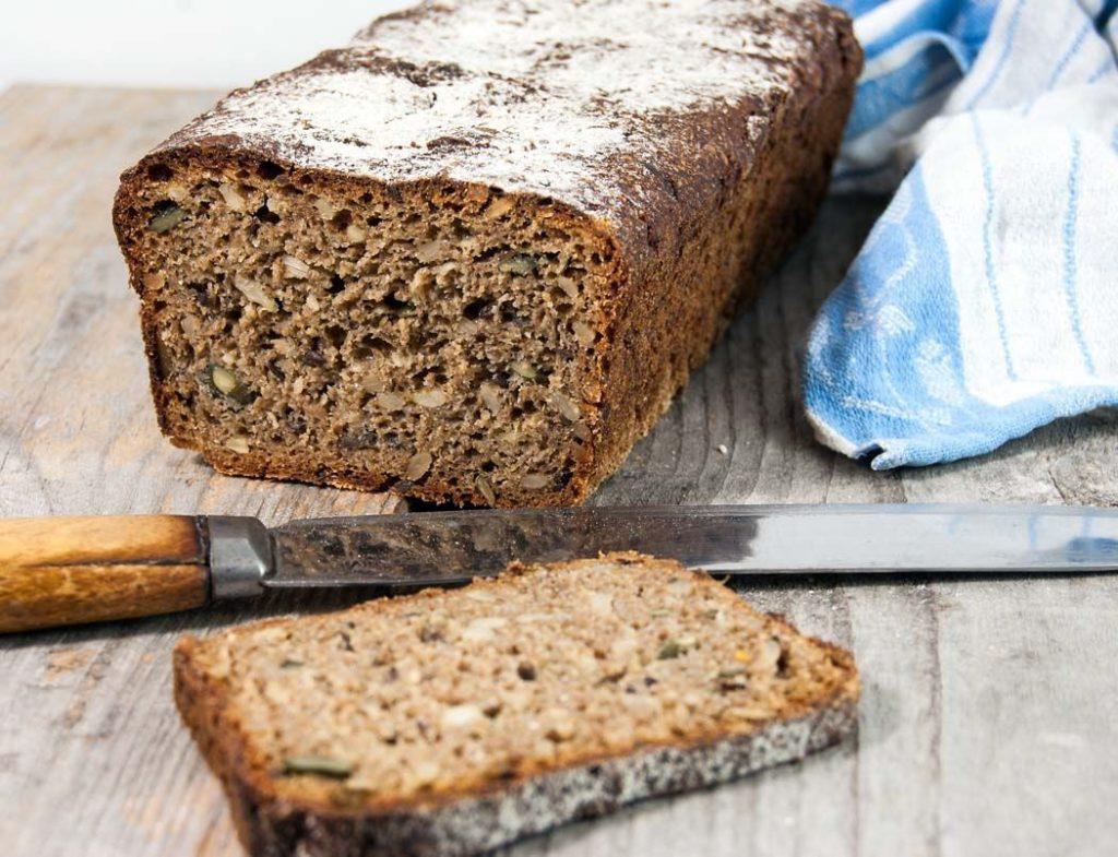 Žitný kváskový chleba - program Metabolic Balance, Bára Wolfová Balcarová