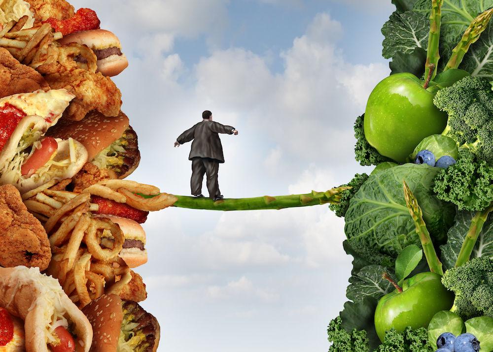 Můžete si vybrat mezi oslabující stravou aposilující stravou - program Metabolic Balance, Praha