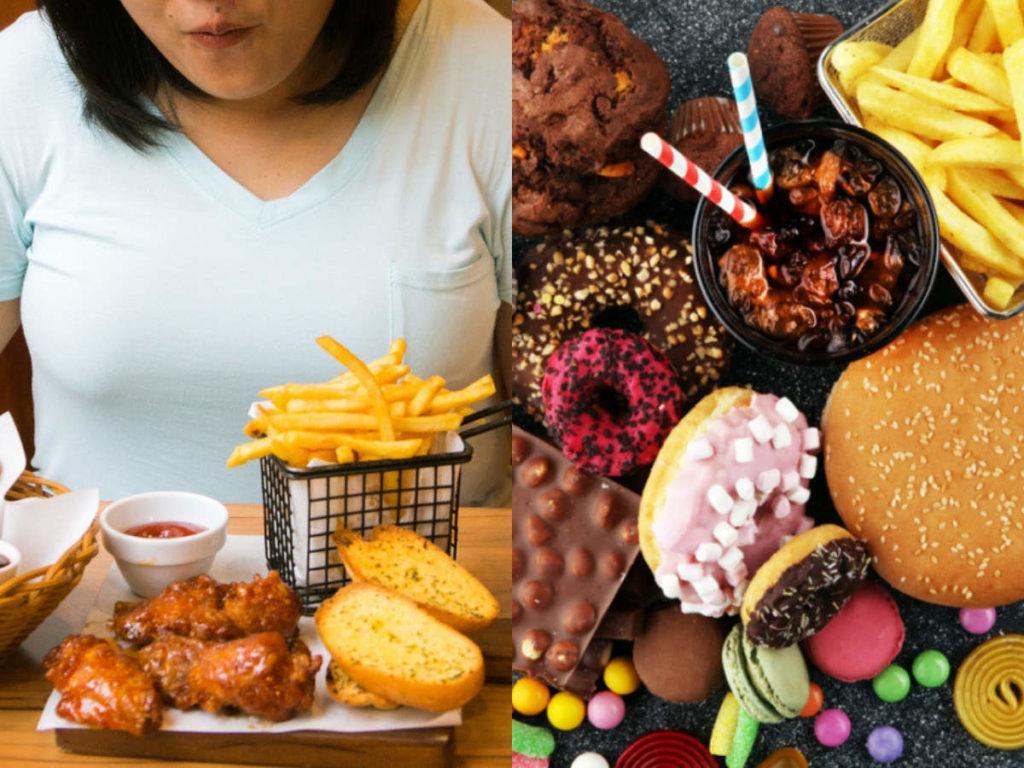 Junk food, nezdravá strava ničí naši imunitu - program Metabolic Balance